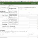 Career Development Certificate Portal